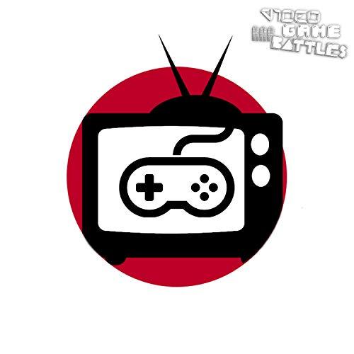 Anime Vs. Video Games (Rap Battle)