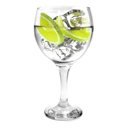 Ginsanity Coupe de Verres Gin & Tonic Ballon Cocktail/Lunettes dans Une Boîte Cadeau [550ml]