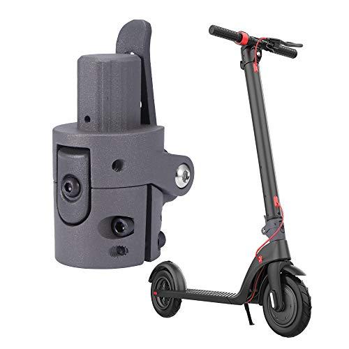 Winbang Varilla Plegable para Scooter, Scooter eléctrico Base de Poste Plegable Accesorios de Gancho Plegable Piezas de Repuesto para Xiaomi M365 Kickscooter eléctrico