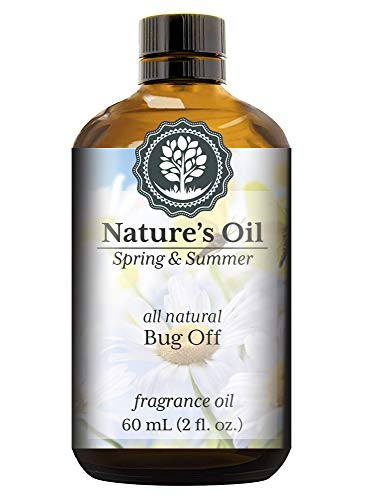Bug Off Fragrance Oil (60ml) For Diffusers, Soap Making, Candles, Lotion, Home Scents, Linen Spray, Bath Bombs, Slime
