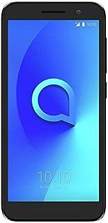 Alcatel 1 Single-SIM 16GB ROM + 1GB RAM (GSM Only | No CDMA) Factory Unlocked 4G/LTE Smartphone (Black) - International Ve...