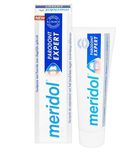 Meridol Zahnpasta - Parodont Expert - 3er Pack (3 x 75 ml)