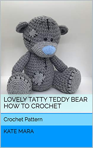 How To Make A Cute Small Crocheted Teddy Bear - DIY Crafts ... | 500x314