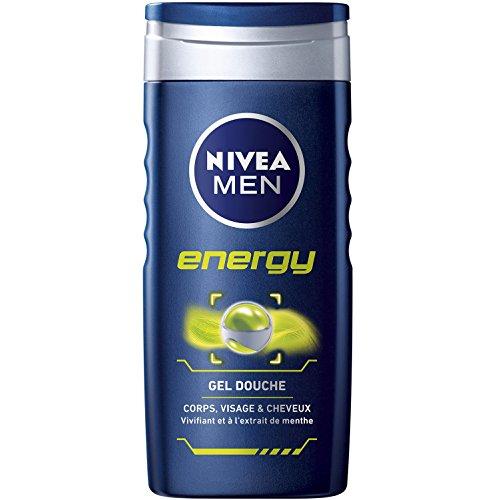 Nivea Men 3-in-1 Duschgel, Energy 250 ml