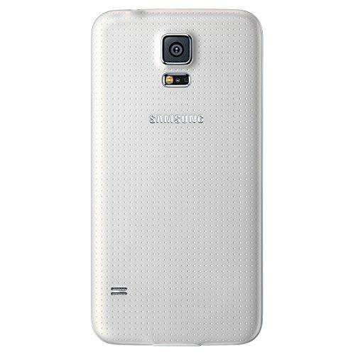 Samsung EF-OG900SWEGWW Akkudeckel Galaxy S5 Weiss