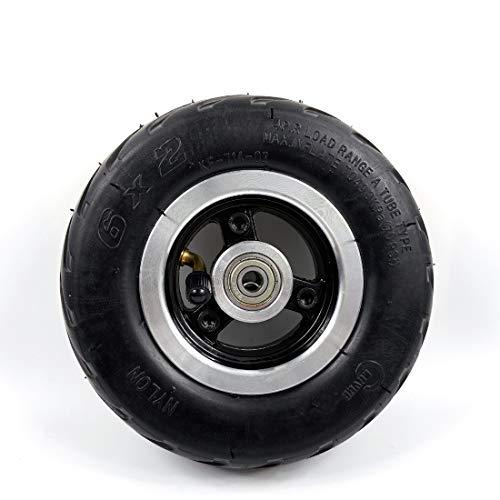 Rueda 6x2 de la rueda de la vespa de 6 pulgadas con...