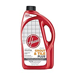 hoover 2x tile & grout plus hard floor cleaning solution