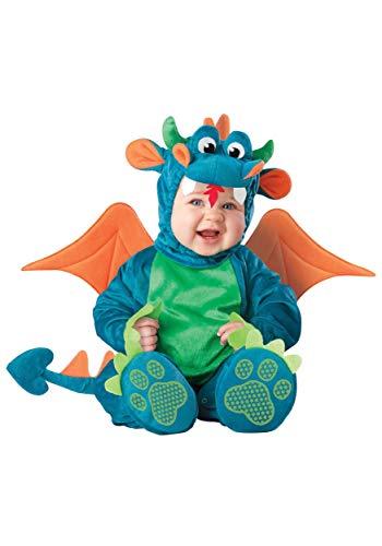 Costume Drago Drac da bebè - 18-24 mesi
