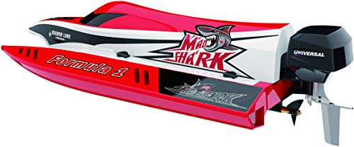 Amewi 26075 F1 Boot Mad Shark V2 Brushless 2.4 GHz RTR