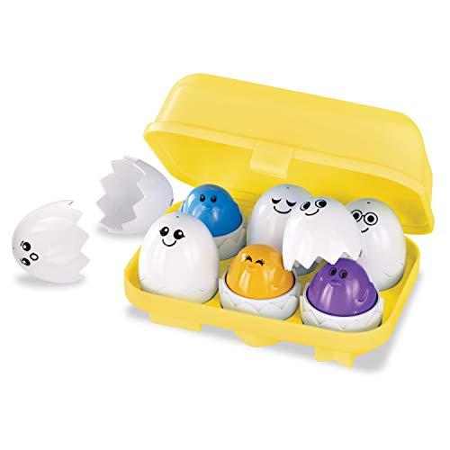 Kidoozie Peek N Peep Eggs, Mentally Stimulating,...