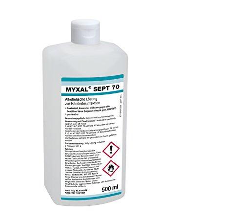 MYXAL SEPT 70 500 ml Flasche