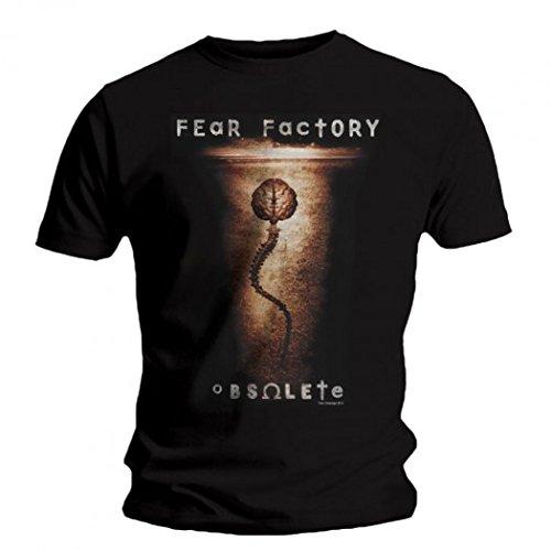 Fear factory T-shirt Fear Factory - Obsolete Taille XXL