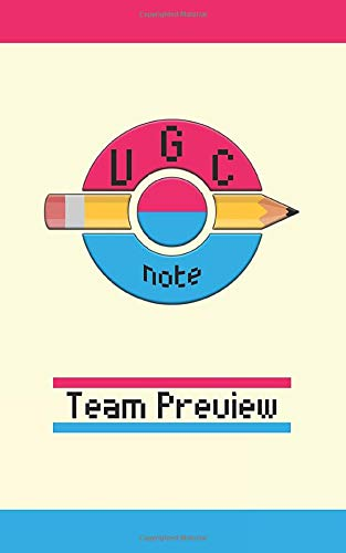VGC Note: Team Preview