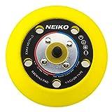 Neiko 30264A 5' Hook and Loop Sander Backing Pad, 5/16' - 24 Thread   5 Vacuum...