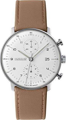 Junghans max bill Chronoscope 027/4502.04 Cronografo automatico uomo