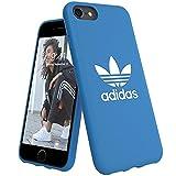 adidas Originals Basics - Carcasa para iPhone 8, 7, 6 y 6S, Color Azul