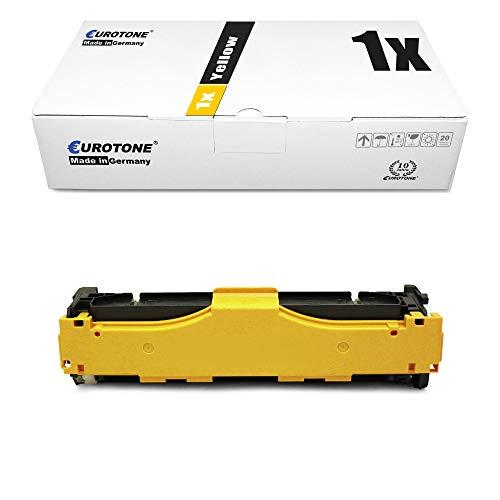 1x Müller Printware cartuccia del toner per Canon I-Sensys LBP 7200 7210 7660 7680 c cx cn Cdn cdn sostituisce 2659B002 718Y