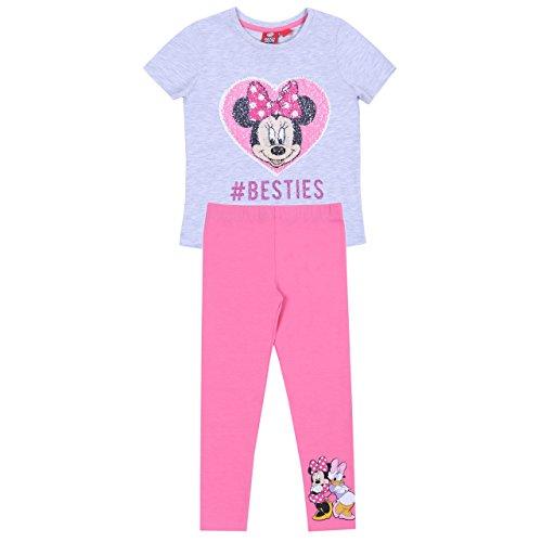 Bluse + Leggins Minnie Daisy Disney - 6-7 Jahre 122 cm