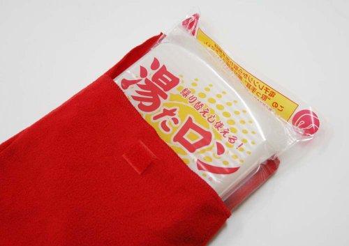 「湯たロン」電子レンジ用湯たんぽ(42℃を8時間ロングキープ)