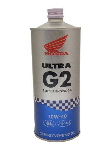 Honda 4サイクルエンジン用 ULTRA OIL『ウルトラG2 10W-40』
