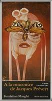 ポスター ジャック プレヴェール Papillon 1987 額装品 アルミ製ハイグレードフレーム(シルバー)