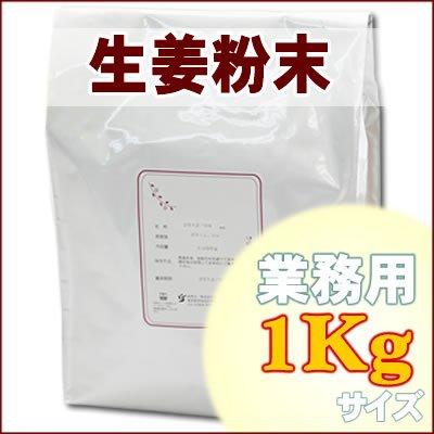 生姜粉末(国産:高知県産土佐一(品種))業務用1Kg 乾燥粉末ショウガ 生姜湯 乾燥しょうが粉末 ジンジャーパウダー 粉末しょうが乾燥 しょうが湯 ジンジャーティー