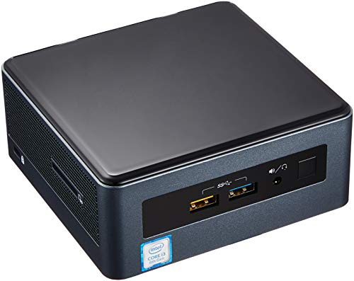 Intel NUC Kit NUC8i3CYSM Core i3-8121U, 8GB RAM, 1TB HDD, AMD Radeon 540, Win10