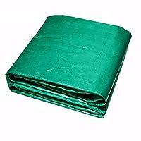 JSZMD 防水ターポリンキャンバス日焼け止め厚い雨カバー布ターポリンテントオーニングブルータープ(240g /m²、厚さ:0.3mm) (Size : 4 x 5 m)