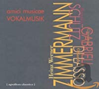 Various:Vocal Music