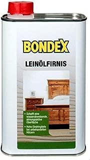 Bondex Leinölfirnis Farblos 0,50 l - 352612