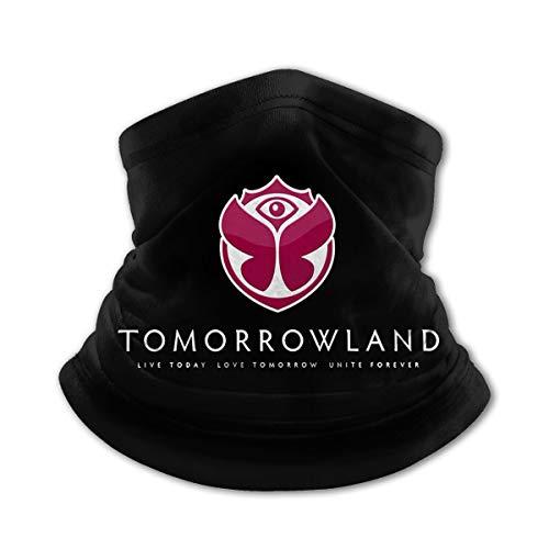 Tomorrowland Kinder Sturmhaube mit UV-Schutz, winddicht, Multifunktions-Sturmhaube für Jungen und Mädchen