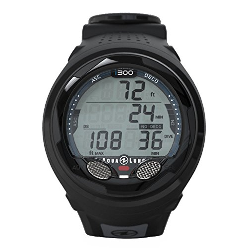 Aqua Lung i300 Wrist, Black/Grey