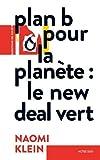 Plan B pour la planète - Le New Deal vert
