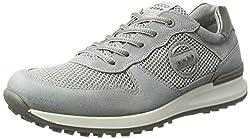 ECCO Mens Men's Golf Speed HYBRID Golf Shoes, Blue (50418TRUE Navy / Cobalt), 44 EU