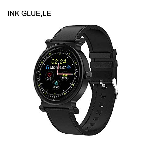 promise2301 R20 Smart Call Horloge Hartslag Bloeddruk Monitoring Bluetooth Oproep Sport Waterdichte Armband, Belt, Ink glue