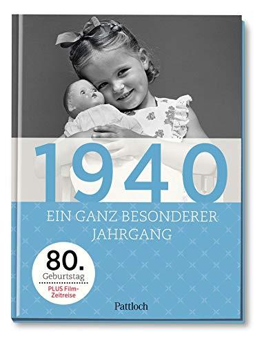 1940: Ein ganz besonderer Jahrgang - 80. Geburtstag