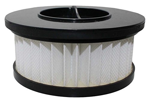 1 Eureka DCF19 Washable & Reusable Allergen Cartridge Filter Designed to Fit Eureka Boss Whirlwind Lite 450 Series Upright Vacuums; Compare to Eureka (DCF-19) DCF19 Filter Part # 63950, 78984-1, 789841; Designed & Engineered By Crucial Vacuum