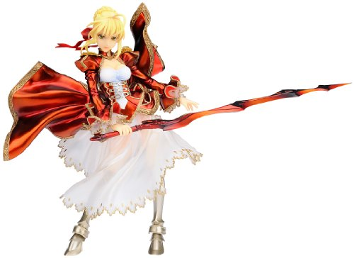 Fate/EXTRA Saber EXTRA 1/8 PVC figurine