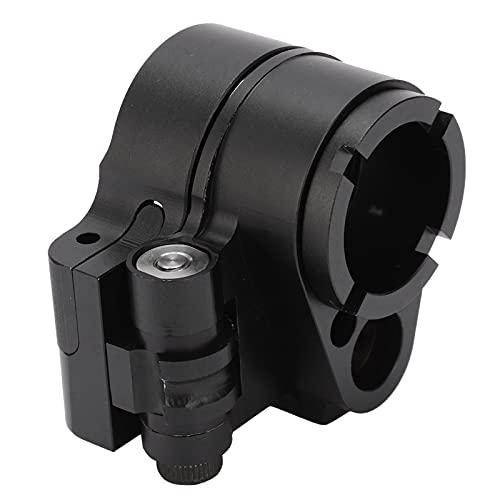 BOLORAMO Conjunto de Tuerca Plegable, Adaptador de Stock Plegable anticorrosión con Fuerte aplicabilidad para AR-15 para Exteriores