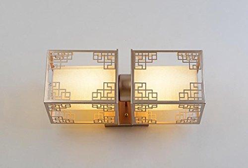 ZWL Lampe murale en fer Moderne Ensemble simple Lampes de classe Éclairage classique Éclairage Lampadaire Éclairage Écouteurs multiples E27 mode (taille : #2)