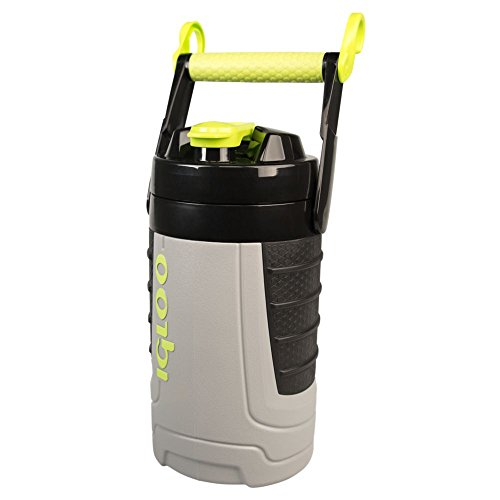 Product Image of the Igloo Proformance Half Gallon Sport Jug, Black/Yellow