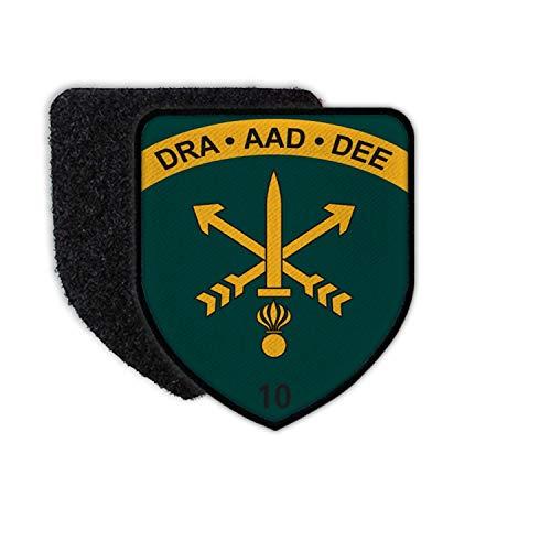 Copytec Patch Armee-Aufklärungsdetachement 10 Schweizer Armee Kommando KSK #33721