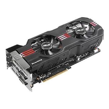 ASUS GeForce GTX 680 DirectCU II OC Edition 2048MB GDDR5 DVI DVI-D HDMI DisplayPort Overclocked GPU and GPU Tweak Utilities PCI-Express 3.0 Graphics Card Graphics Cards GTX680-DC2O-2GD5