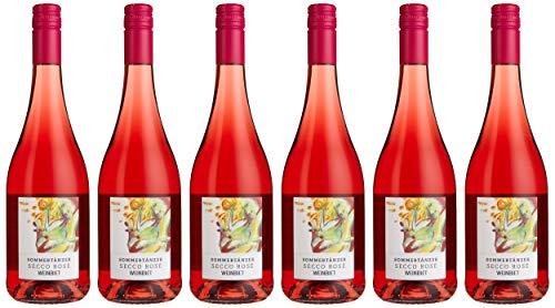 Weinbiet Manufaktur Eg Sommertänzer Secco Rosé Schaumwein (6 X 0.75 L) 735