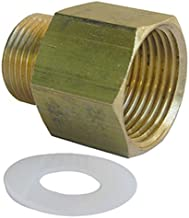 fine thread brass fittings