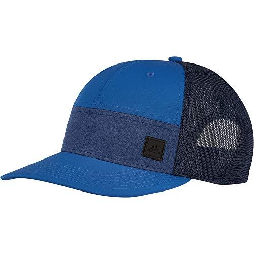 adidas Mütze Blocked Trucker Hat, Herren, Mütze, Blocked Trucker Hat, Trace Royal, Einheitsgröße