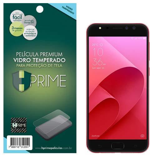 Pelicula de Vidro temperado 9h HPrime para Asus ZenFone 4 Selfie Pro ZD552KL, Hprime, Película Protetora de Tela para Celular, Transparente