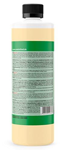 Röhnfried – DarmFit Ergänzungsfuttermittel mit Spurenelementen Konzentrat (5 ml/Liter Trinkwasser) für Geflügel: Hühner, Puten, Gänse, Enten | Immunabwehr und Darmgesundheit (1000 ml) - 2