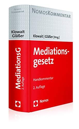 Mediationsgesetz: Handkommentar
