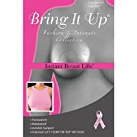 Bring It Up Women's Original Instant Breast Lifts Cup Size A-D 8 Pair [並行輸入品]